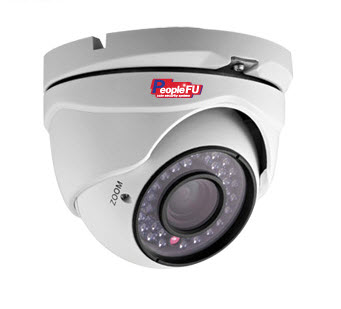 กล้อง DOME CAMERA FU 578D 600 TVL