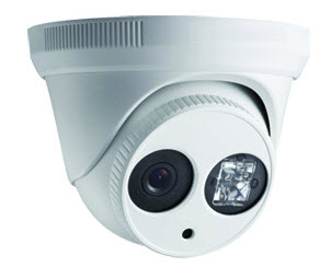 กล้อง DOME CAMERA FU 5592A 600 TVL