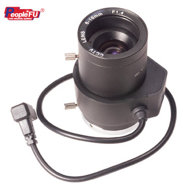 Ch Lens Auto lirs 3.5-8 mm