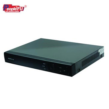 DVR Recorder 4 Channels,H.264 FU รู่น 1204HD1